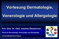 Erythem Erosion Kruste Blasen Schuppung - Universitätsklinikum ...