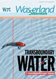 wir untersuchen ihr wasser! - Wasserland Steiermark