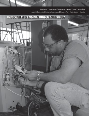 INDUSTRIAL & ENGINEERING TECHNOLOGY