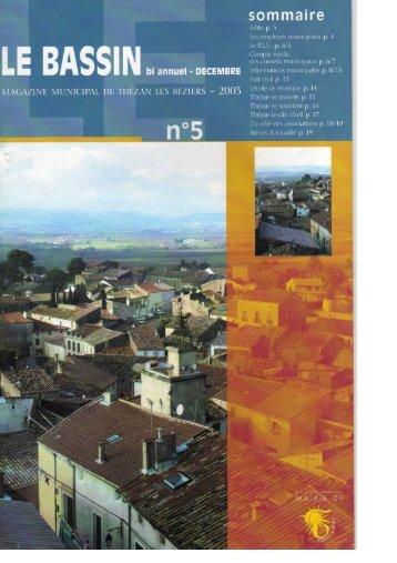 Page 1 S O m m a I r e Les f_flnplo Lf' PLU. aux p. 4. Cum.' pil rc es ...
