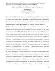 PRENSA, IDENTIDADES POLÍTICAS Y GOLPE MILITAR (1955 ...