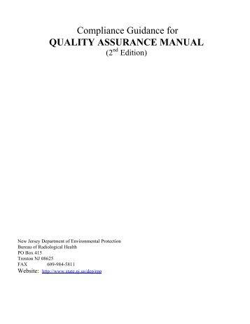 quality assurance strategy highfield awarding body for compliance rh yumpu com Quality Assurance Performance Improvement QAPI Quality Assurance Procedures Picture