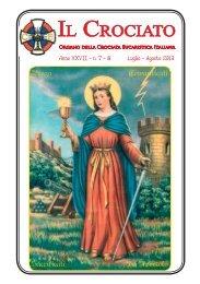 Luglio-Agosto - Fraternità Sacerdotale di San Pio X
