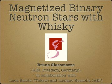 Magnetized Binary Neutron Stars with Whisky