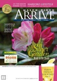 Made in the Shade - Mason Dixon Arrive Magazine