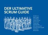 Download Auszug des Scrum Guide zum Reinblättern - wibas GmbH