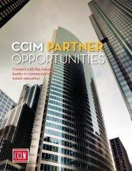 CCIM Sponsorship Prospectus - CCIM Institute