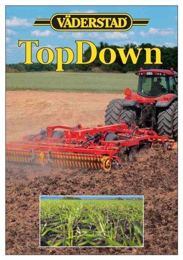 Vaderstad TopDown Brochure - LiveUpdater