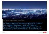 Scarica presentazione ABB - Anima