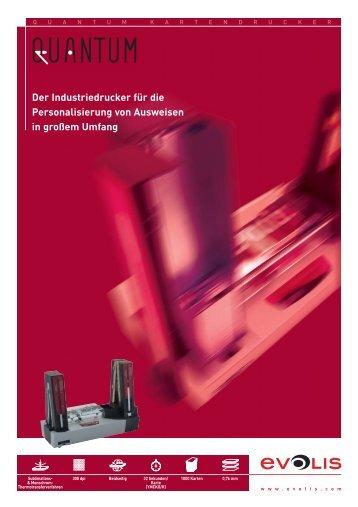 Der Industriedrucker für die Personalisierung von ... - ComAttack