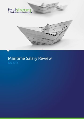 Maritime Salary Review - Martin's Marine Engineering Page