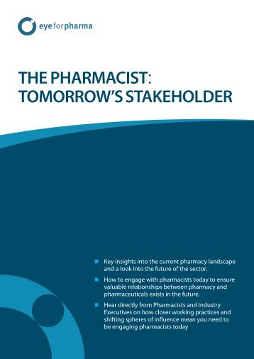 the-pharmacist-tomorrows-stakeholder Whitepaper