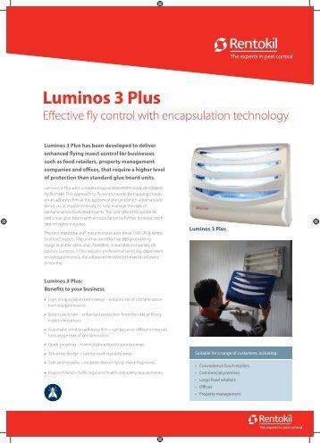 Luminos 3 Plus - Rentokil