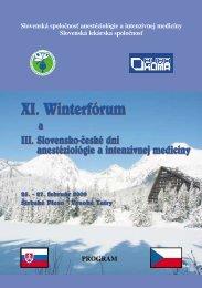 XI. Winterfórum XI. Winterfórum - AKUTNE.CZ