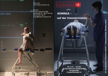 SOMNIA - Theater Operation