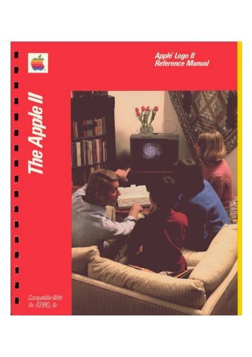 Apple Logo II Reference Manual - Asimov.net
