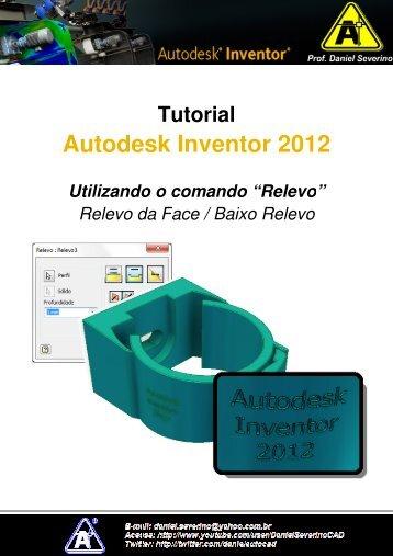 Tutorial Comando Relevo no Autodesk Inventor.pdf