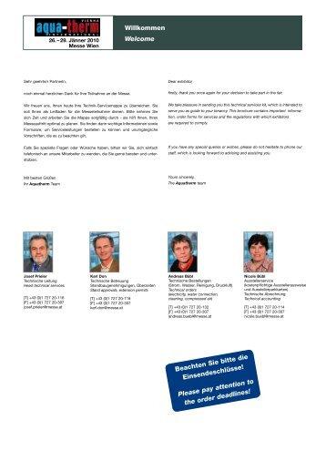 Datei downloaden (pdf - 467 kB) - Aquatherm Vienna