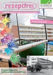 50 Jahre kinder - Klinikum Aschaffenburg