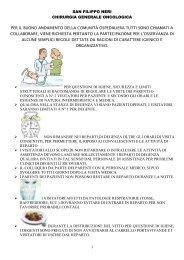 1 san filippo neri chirurgia generale oncologica per il buono ...