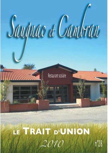 Bulletin communal de Saugnac 2010.pdf - Grand Dax
