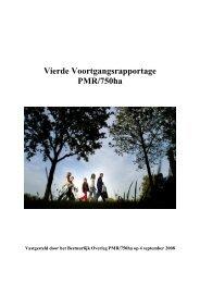 Voortgangsrapportage IV PMR 04-09-2008 - Maasvlakte 2