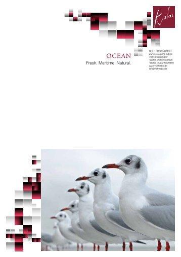 OCEAN collection - Rolf Krebs GmbH