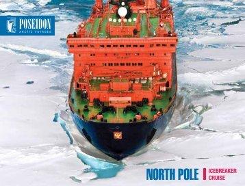 North Pole Icebreaker - Imperial River Cruises