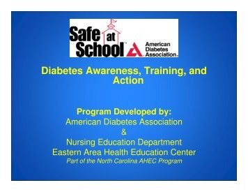 pdf, 3.6mb - North Carolina Healthy Schools