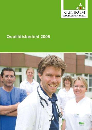 Klinikum Aschaffenburg, Qualitätsbericht 2008 - Weisse Liste