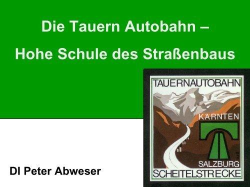 Die Tauern Autobahn.pdf - Gestrata
