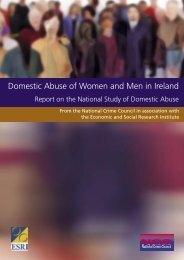 Report on the National Study of Domestic Abuse - Amen
