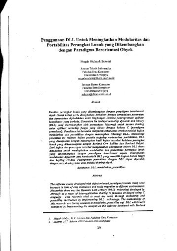 Download (788Kb) - ePrints Sriwijaya University - Universitas ...