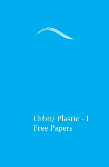 Orbit/ Plastic - I Free Papers - aioseducation