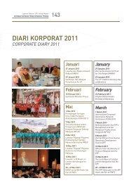 DIaRI KORPORaT 2011 - KWSP