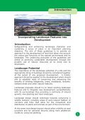 Guidelines for Incorporating Landscape Features into Development - Page 3