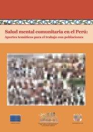 Salud mental comunitaria - Coordinadora Nacional de Derechos ...