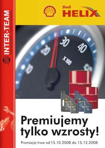 shell promocja 2a q.cdr - Inter-Team