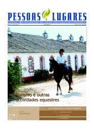 Turismo e outras actividades equestres Turismo e ... - Minha Terra