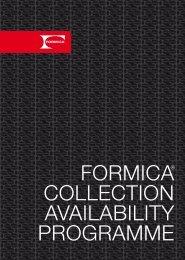Télécharger le PDF - Formica