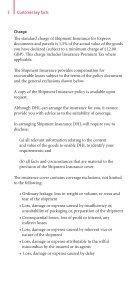 DHL Shipment Insurance Leaflet - Page 4