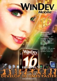 Smartphone - Source : www.pcsoft-windev-webdev.com