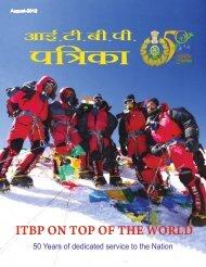 Select - Indo-Tibetan Border Police