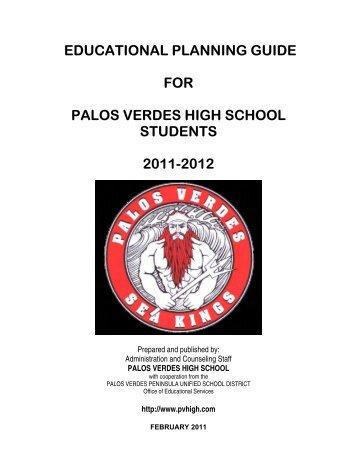 Download - Palos Verdes High School