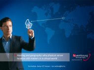 Hosting and geography: why physical server location still matters in ...