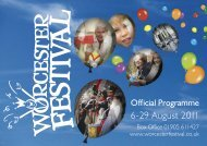 to download VisitWorcs.FestivalMagazine2011_screen.pdf - Worcester