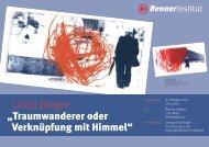 Linda Berger: - Renner Institut