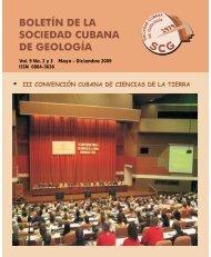 Volumen 9 No.2-3 año 2009 - Red Cubana de la Ciencia