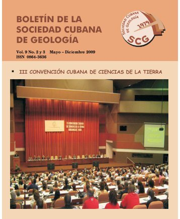 Volumen 9 No.2-3 año 2009 - Red Cubana de la Ciencia