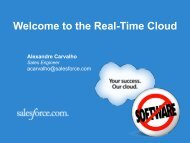Welcome to the Real-Time Cloud - Felaban